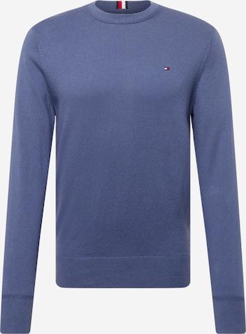 TOMMY HILFIGER Kampsun, värv sinine
