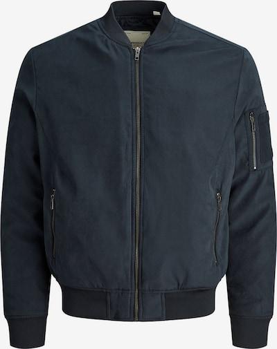 Produkt Tussenjas in de kleur Nachtblauw, Productweergave
