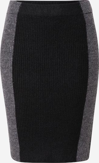 Noisy may Skirt 'ZELLA' in Grey / Black, Item view