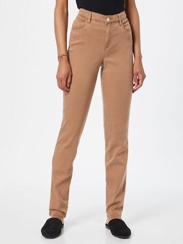 BRAX Jeans 'SHAKIRA' in Bruin