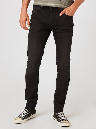 Džinsai 'Tyler' iš Herrlicher , spalva - juodo džinso spalva, Modelio vaizdas