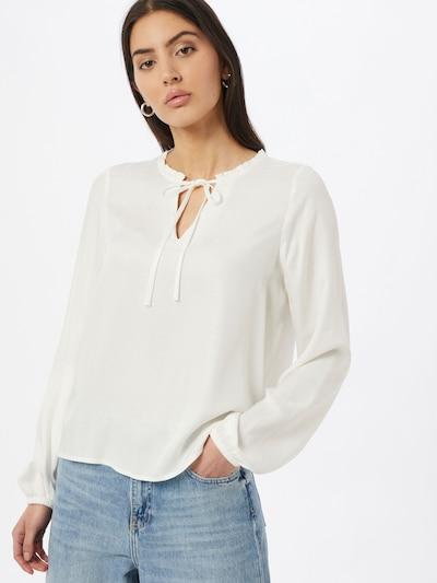 ONLY Bluse 'ANNALIE' in weiß, Modelansicht
