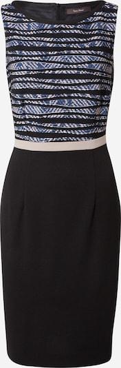 Vera Mont Sheath Dress in Blue / Black / White, Item view