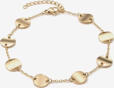 Heideman Bracelet 'Fluctus' en or, Vue avec produit