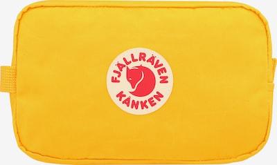 Fjällräven Toilettas 'Kanken' in de kleur Geel, Productweergave