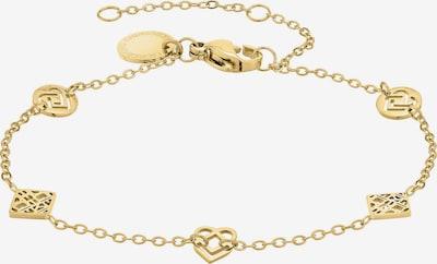 Liebeskind Berlin Bracelet en jaune d'or, Vue avec produit