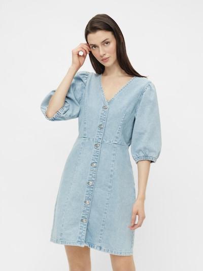 PIECES Dress 'PCGILI' in Light blue, View model