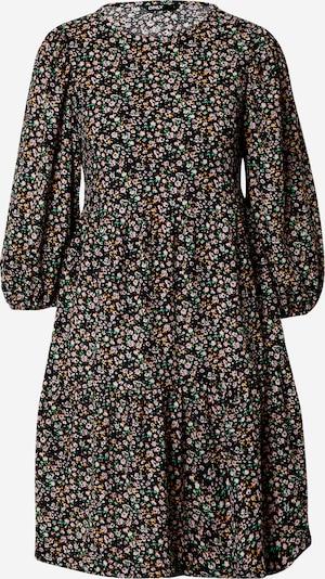 ONLY Kleid 'Zille' in senf / grün / rosa / schwarz, Produktansicht