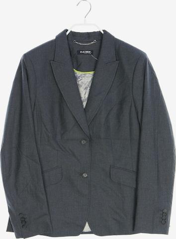 Hauber Blazer in XL in Grey