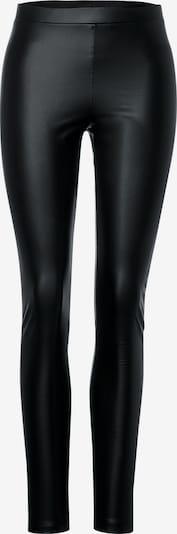 STREET ONE Leggings in schwarz, Produktansicht