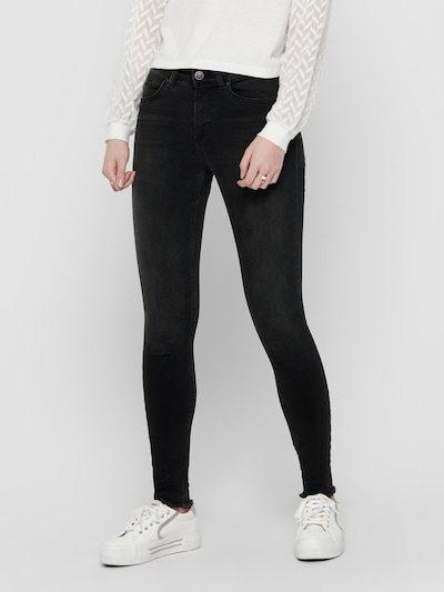 ONLY Jeans 'Blush' in de kleur Black denim, Modelweergave