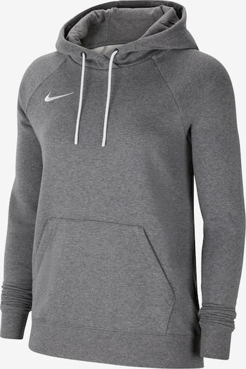 NIKE Athletic Sweatshirt in Grey, Item view