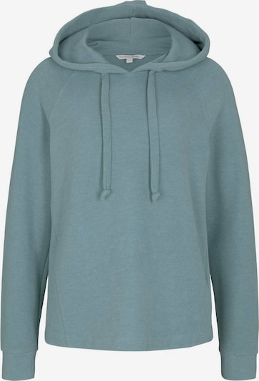 TOM TAILOR DENIM Sweatshirt in opal, Produktansicht