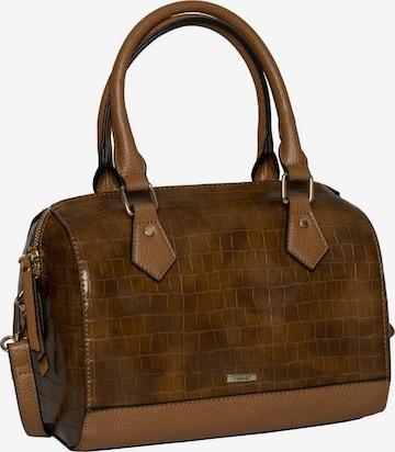 RIEKER Handtasche in Braun