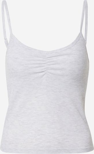 Cotton On Body Maillot de corps en gris chiné, Vue avec produit