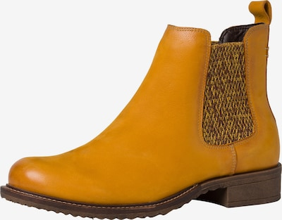 TAMARIS Chelsea Boots in Mustard / Saffron, Item view