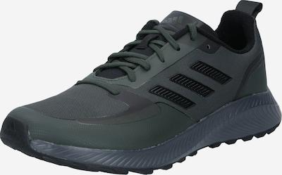 Scarpa da corsa 'RUNFALCON 2.0' ADIDAS PERFORMANCE di colore grigio basalto / grigio scuro / nero, Visualizzazione prodotti
