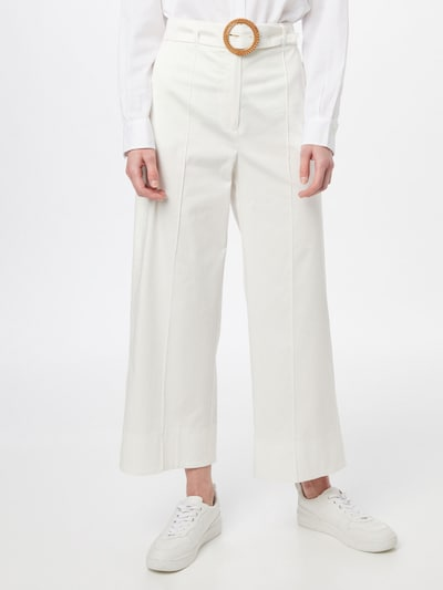 Marella Hose 'ORTLES' in weiß, Modelansicht