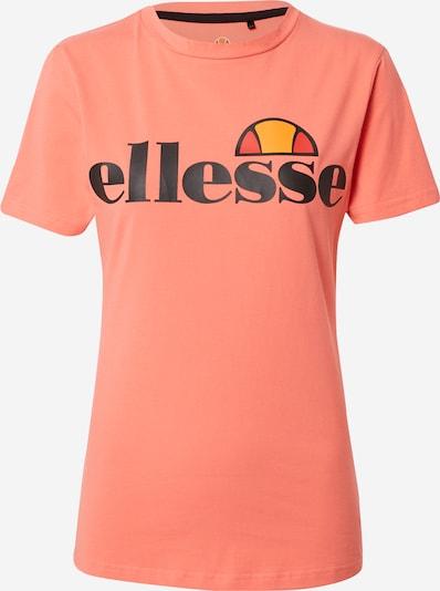 ELLESSE Funkčné tričko 'Annifo' - oranžová / koralová / červená / čierna, Produkt