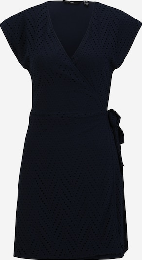 Vero Moda Petite Robe-chemise 'LEAH' en bleu marine, Vue avec produit