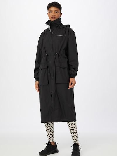 Didriksons Функционално палто 'Milou' в черно / бяло, Преглед на модела