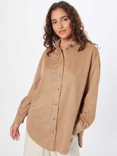 Bluză 'Suda' VILA pe nisipiu, Vizualizare model
