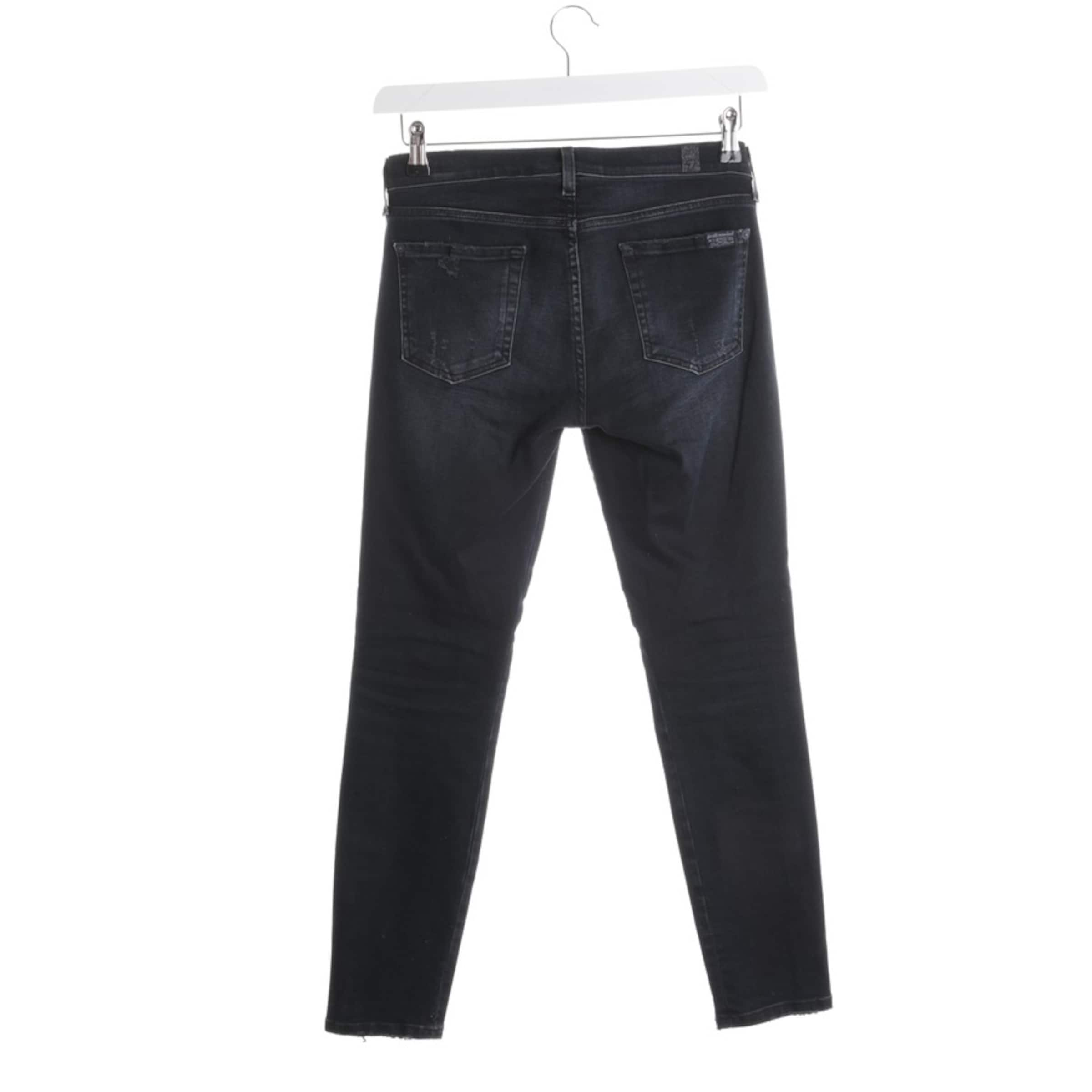7 for all mankind Jeans in w26 in dunkelblau