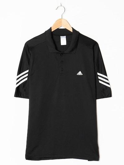 ADIDAS Polohemd in XL in schwarz, Produktansicht