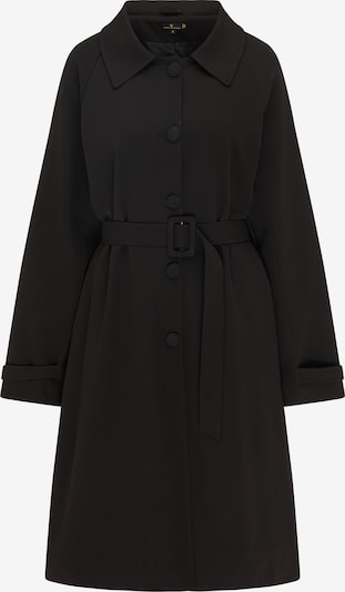 DreiMaster Klassik Between-seasons coat in black, Item view