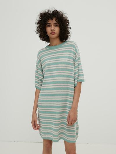 EDITED Kleid 'Beatrice' in jade, Modelansicht