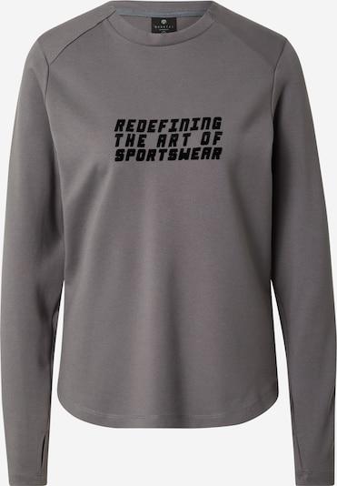 MOROTAI Sweatshirt 'Active Dry' in grau, Produktansicht