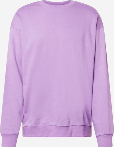 WEEKDAY Sweatshirt in de kleur Sering, Productweergave