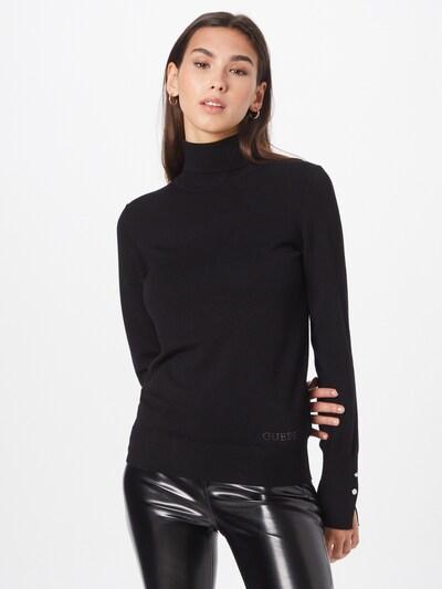 GUESS Svetr 'GOLDIE' - černá, Model/ka