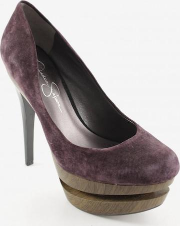 JESSICA SIMPSON High Heels & Pumps in 37,5 in Purple