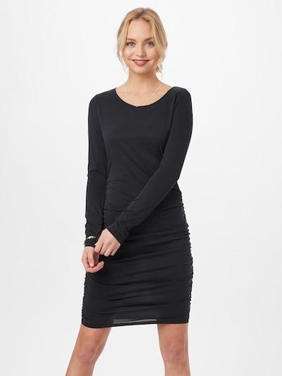 mbym Kleid 'Calvinn' in schwarz, Modelansicht