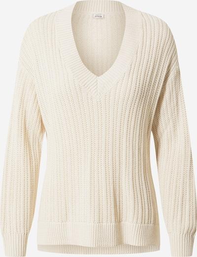 Pimkie Pullover in creme, Produktansicht