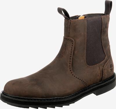 TIMBERLAND Chelsea Boots in dunkelbraun, Produktansicht
