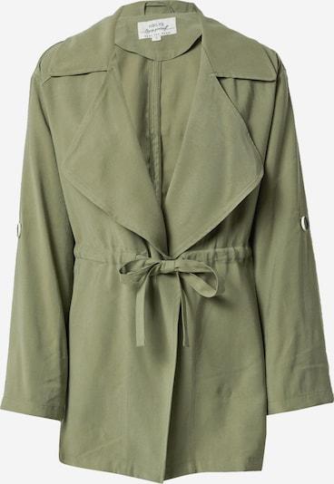 Hailys Mantel 'Loretta' in khaki, Produktansicht