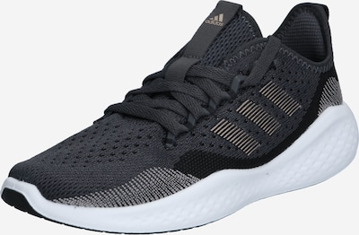ADIDAS PERFORMANCE Chaussure de course 'Fluidflow 2.0' en mastic / gris clair / gris foncé / noir, Vue avec produit