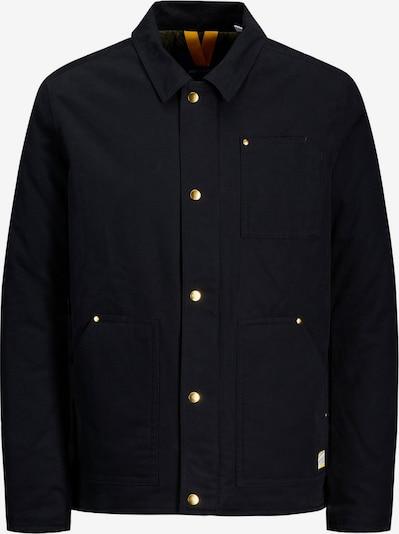JACK & JONES Jacke 'WALLY' in schwarz, Produktansicht