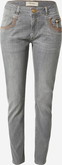 MOS MOSH Jeans 'Naomi' in de kleur Grey denim, Productweergave