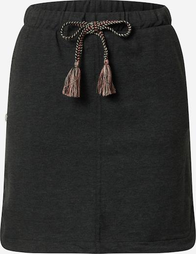 Ragwear Jupe 'LYDIE' en noir, Vue avec produit