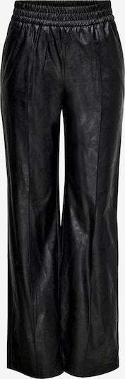 ONLY Byxa 'Suki-Mady' i svart: Sedd framifrån