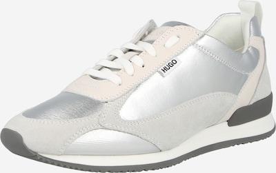 Sneaker low 'Jamie' HUGO pe bej / gri argintiu / argintiu, Vizualizare produs