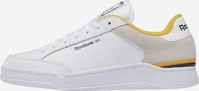 Reebok Classics Sneaker in beige / marine / senf / weiß, Produktansicht
