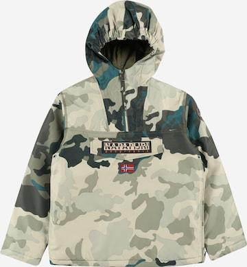 NAPAPIJRI Between-season jacket 'RAINFOREST' in Green