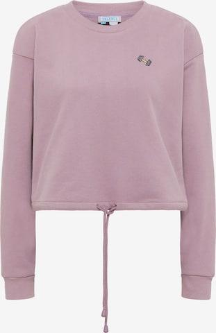 TALENCE Sweatshirt in Pink