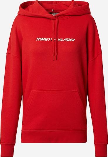 Tommy Sport Športna majica | rdeča / bela barva, Prikaz izdelka