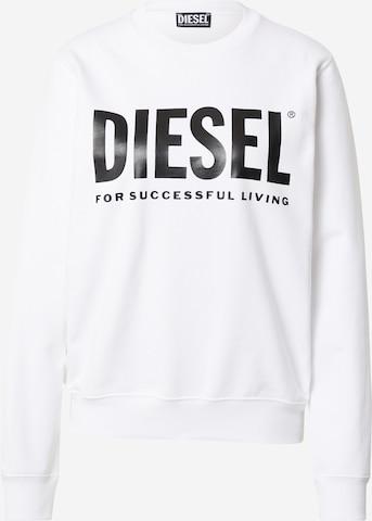 DIESEL Sweatshirt in White