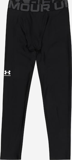UNDER ARMOUR Leggings in schwarz / weiß, Produktansicht